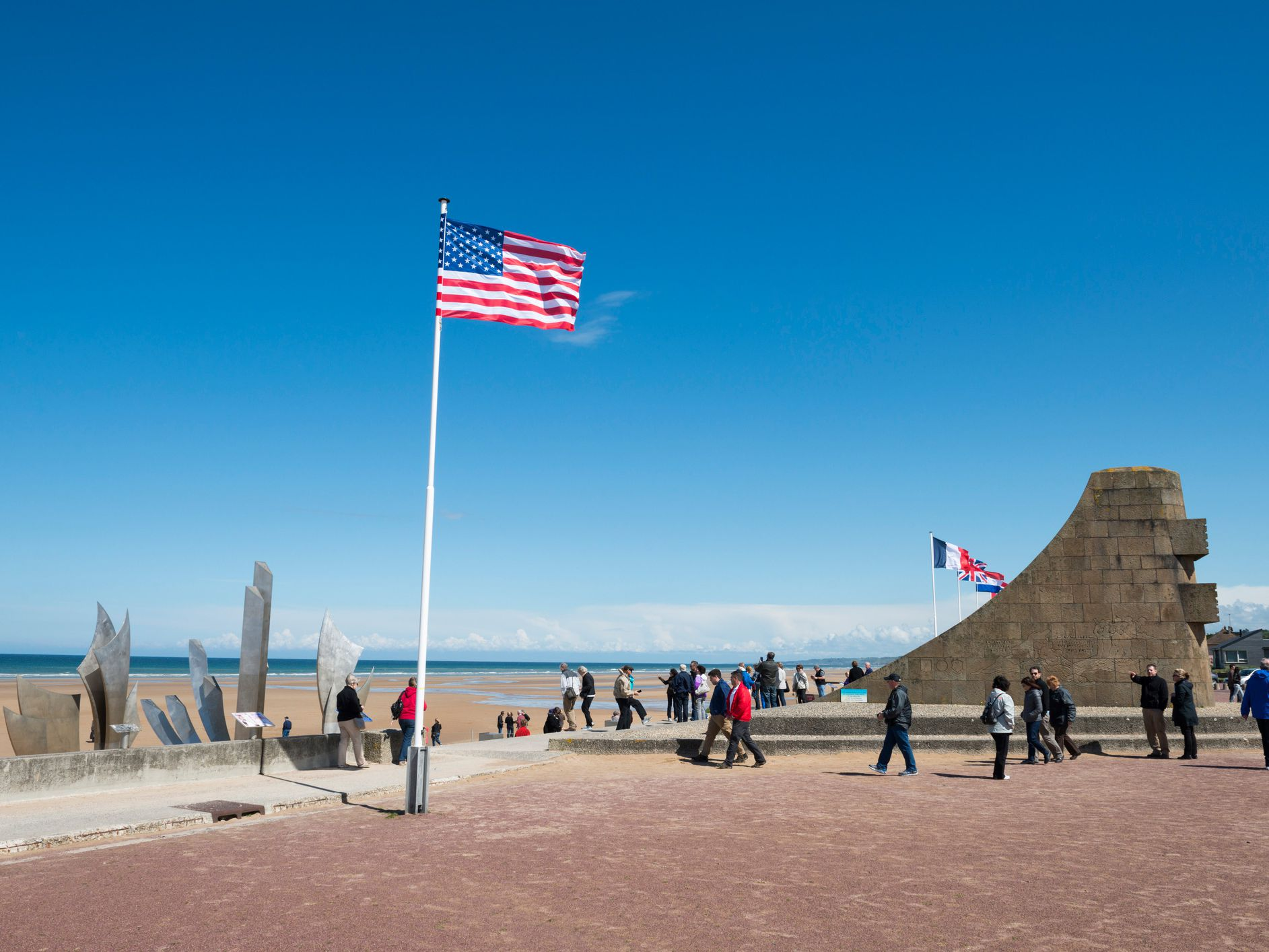 Top Cities and D-Day Beaches in Normandy