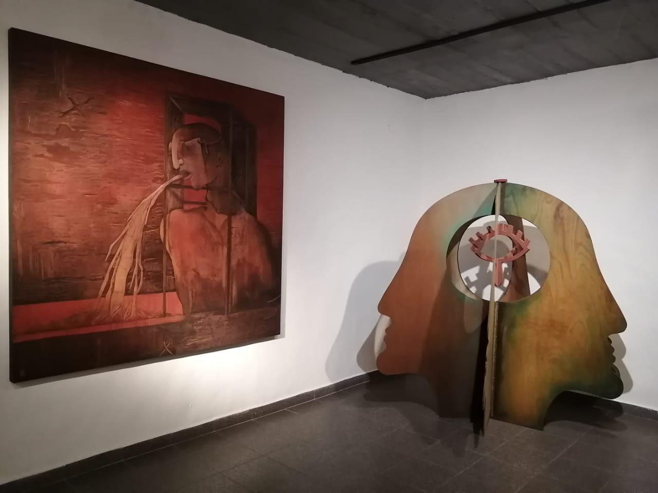 Art at the Museo del Barro