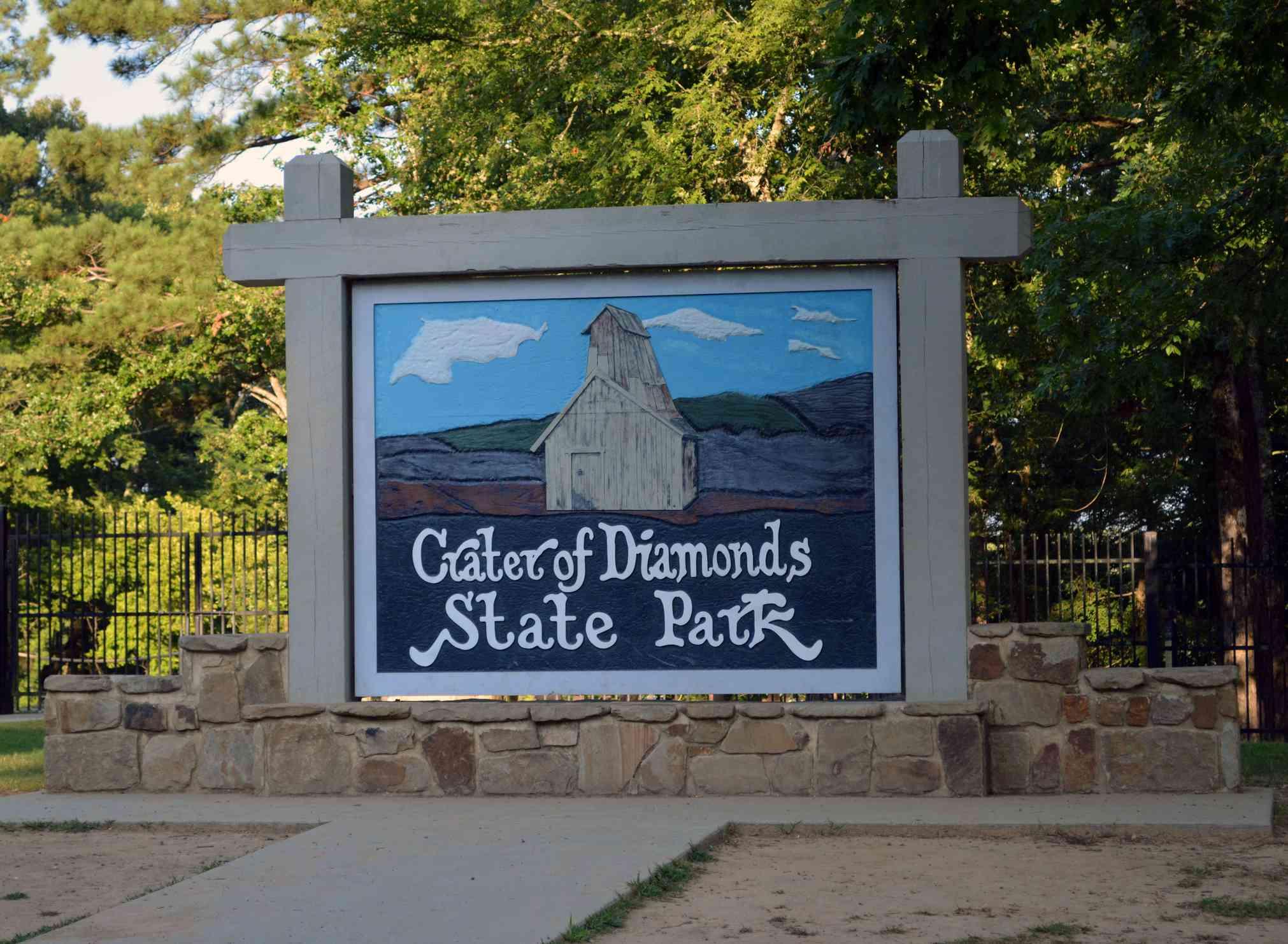 Crater of Diamonds State Park, Arkansas