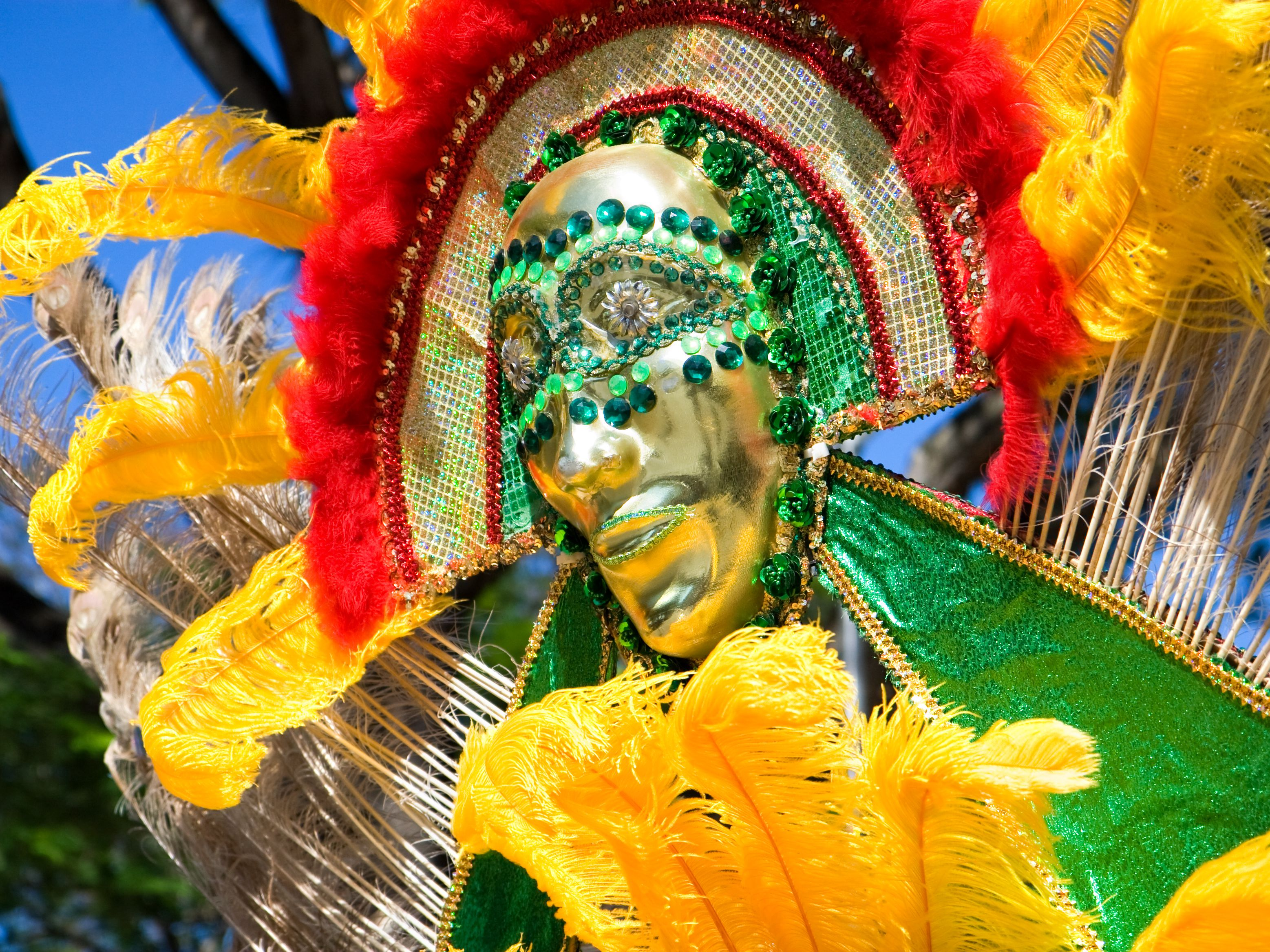 A Brief History Of Carnival In The Caribbean