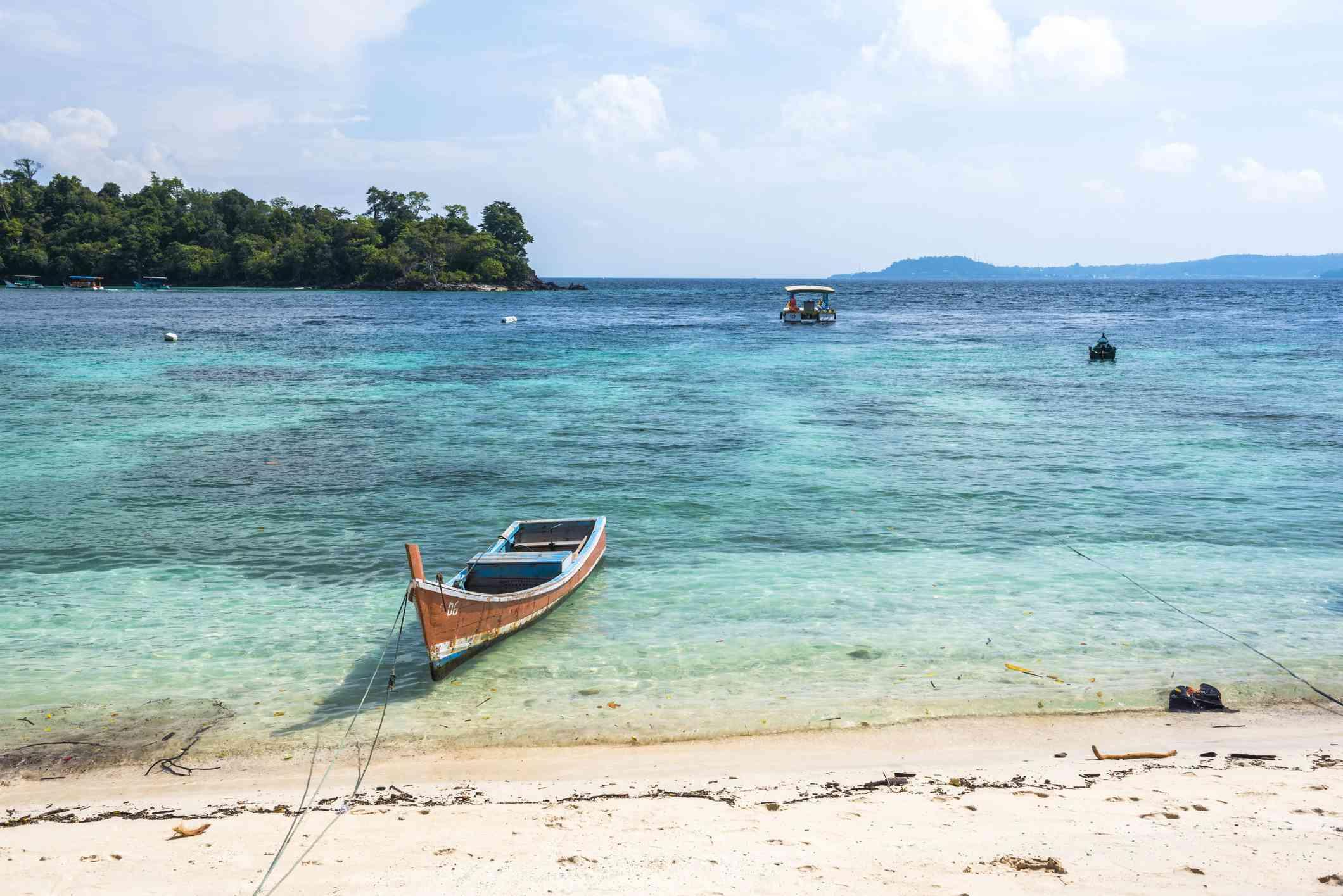 Iboih Beach, Pulau Weh Island, Aceh