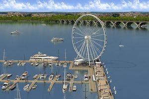 Rendering of National Harbor Capital Wheel