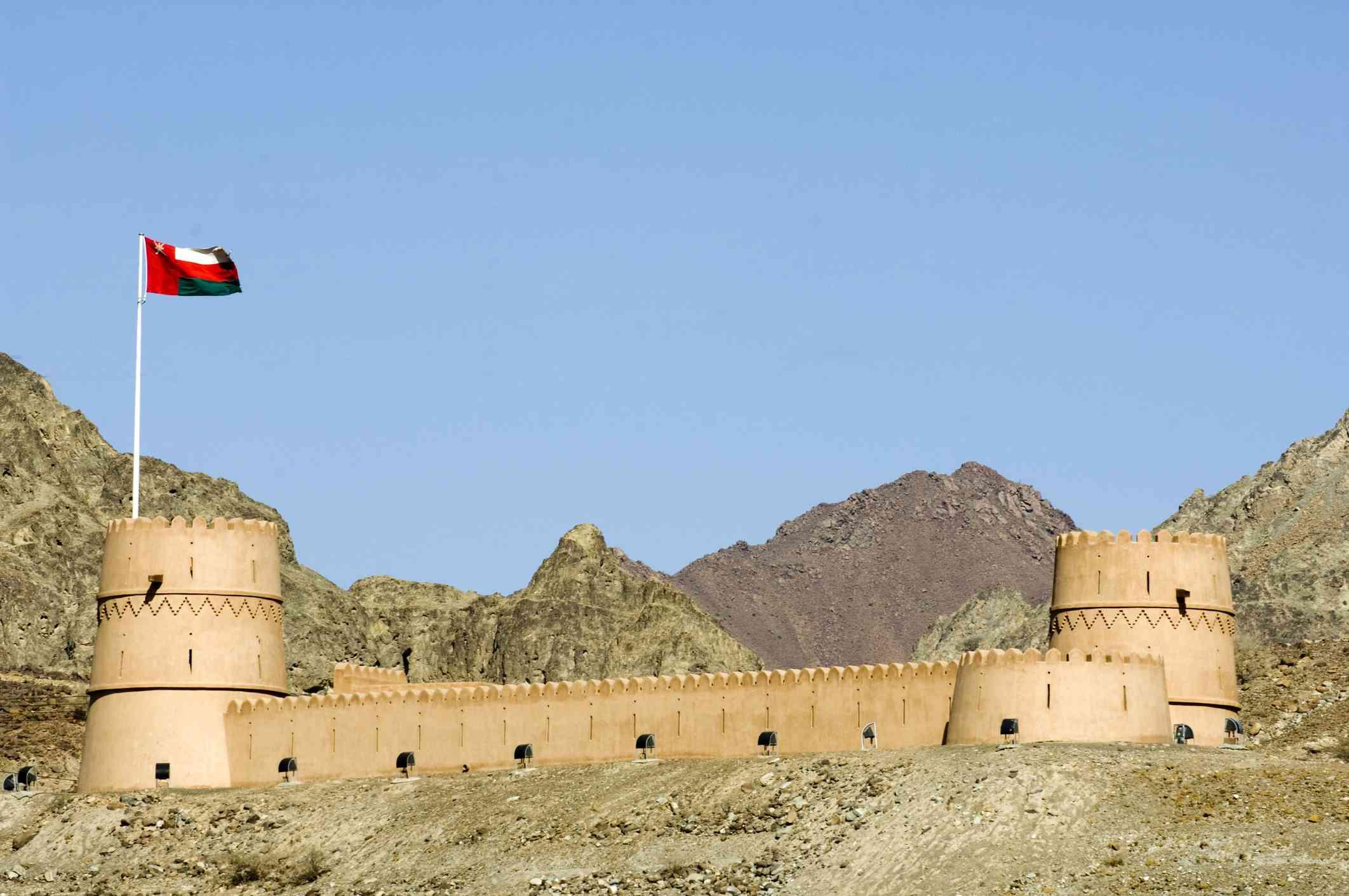 Sohar Fort