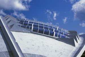 The Montreal Biodome Building
