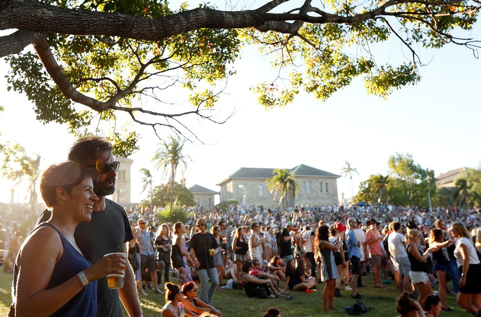 St Jerome's Laneway Festival - Sydney
