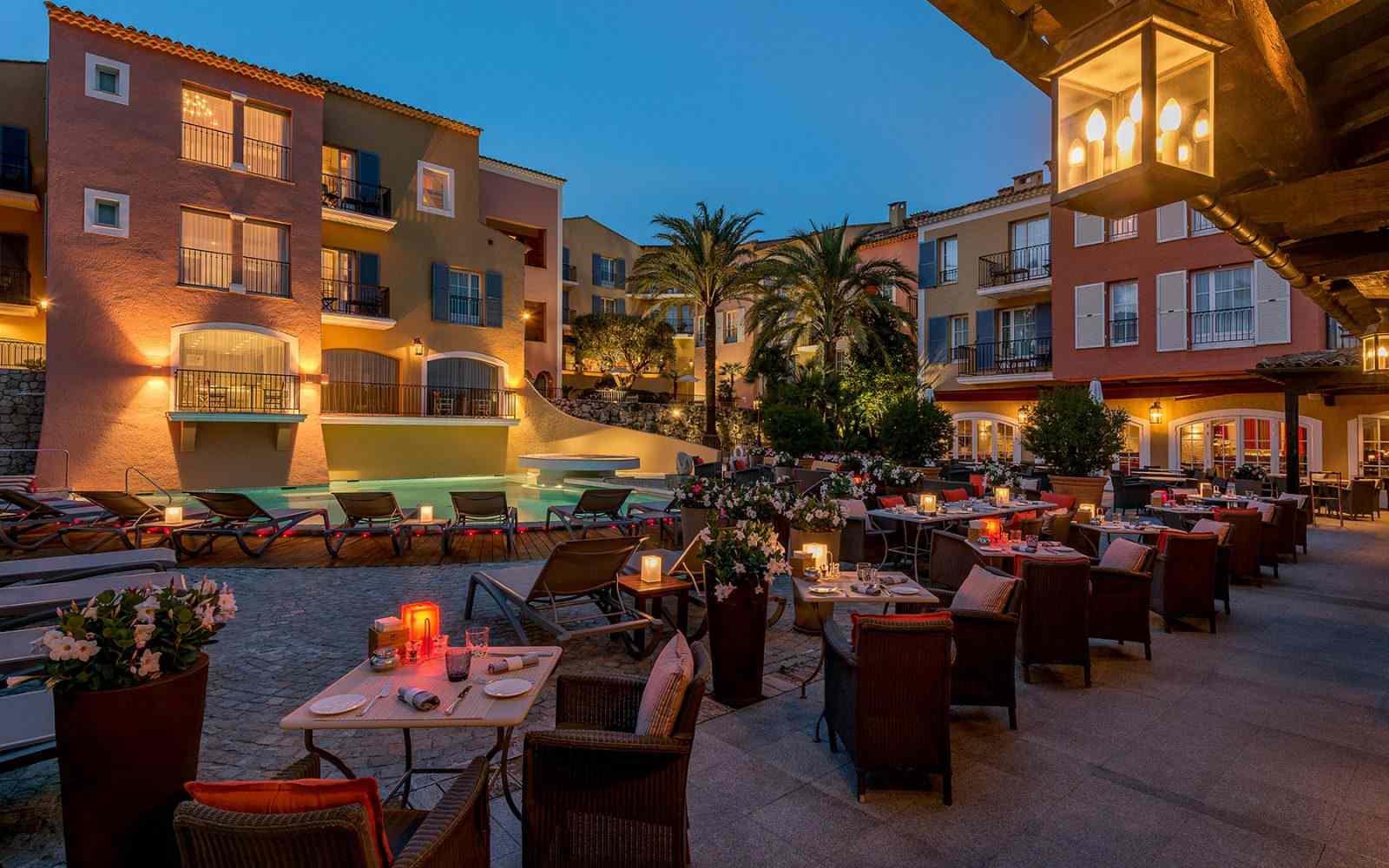 Hôtel Byblos Saint Tropez