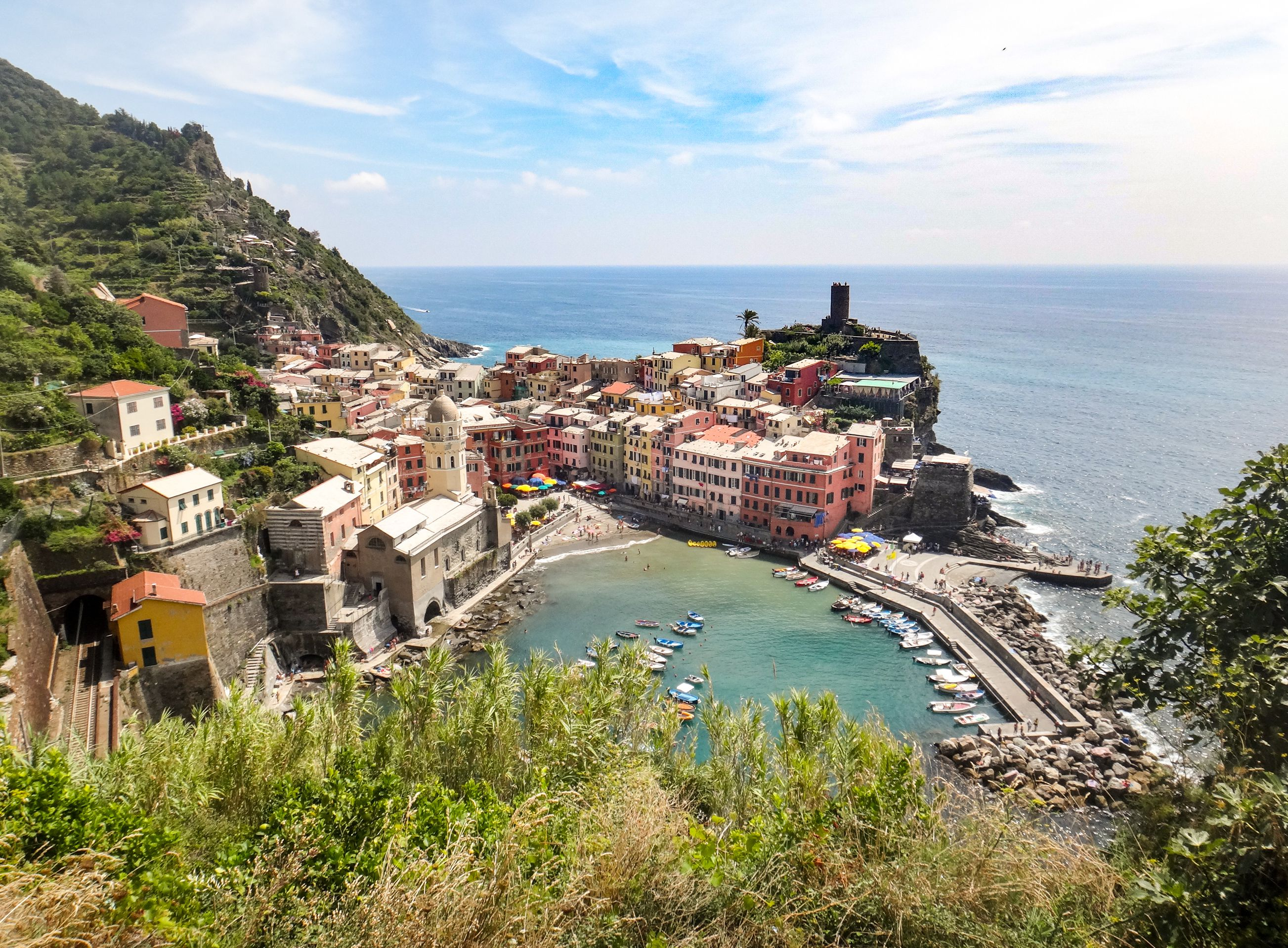 The Most Beautiful Hikes in Italy's Cinque Terre