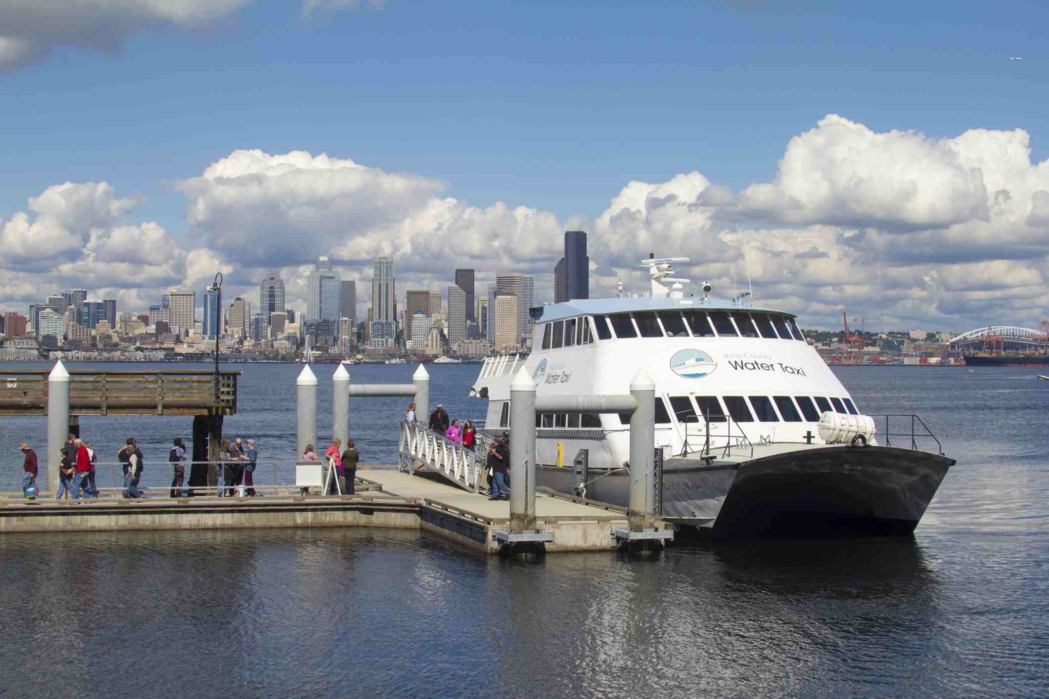 West Seattle Water Taxi