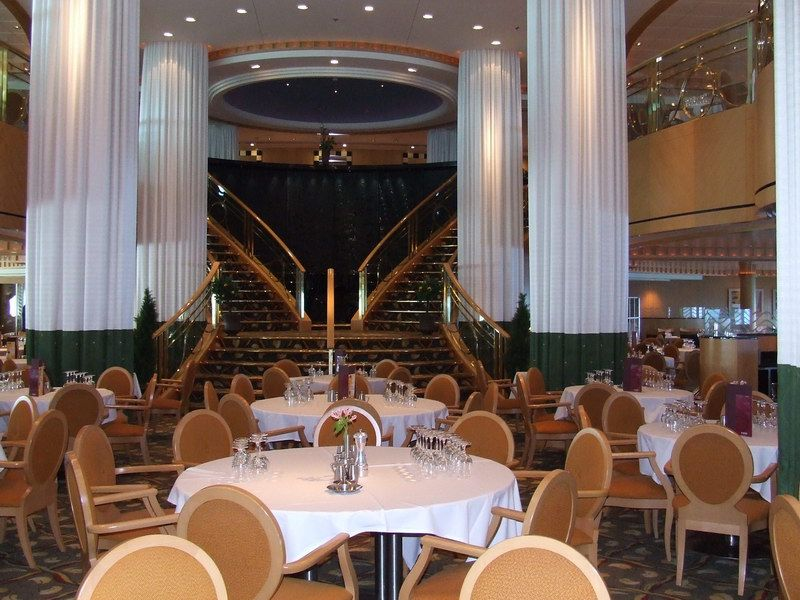 Jewel of the Seas Seaside Restaurant