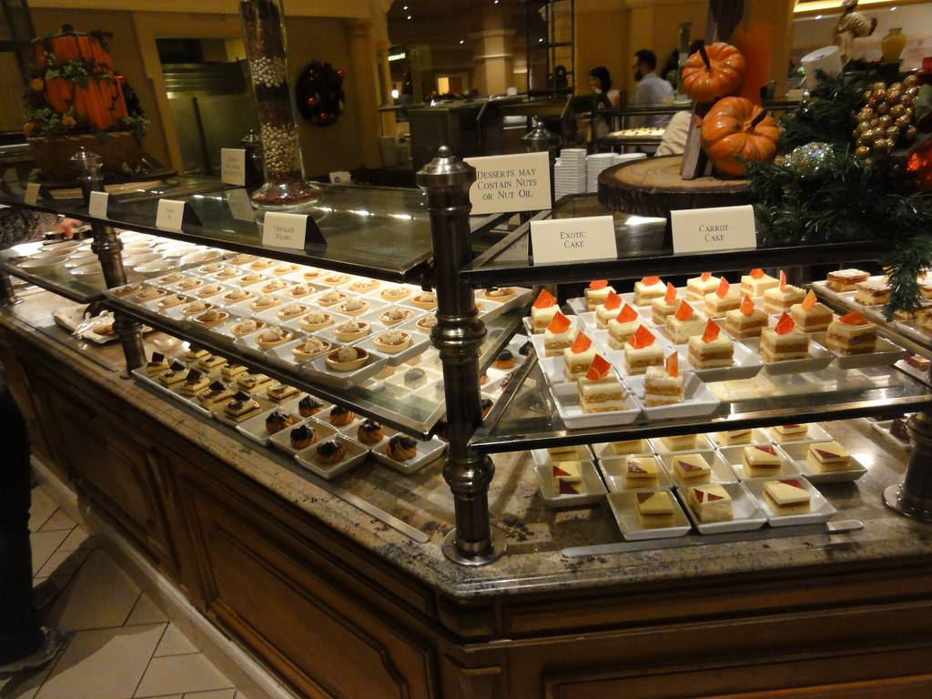 Buffet Dining In Las Vegas