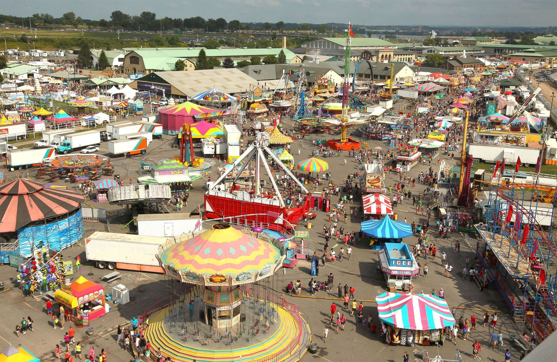 2020 Sd State Fair.2019 State Fairs Info Directory