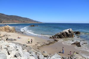 California State Beach