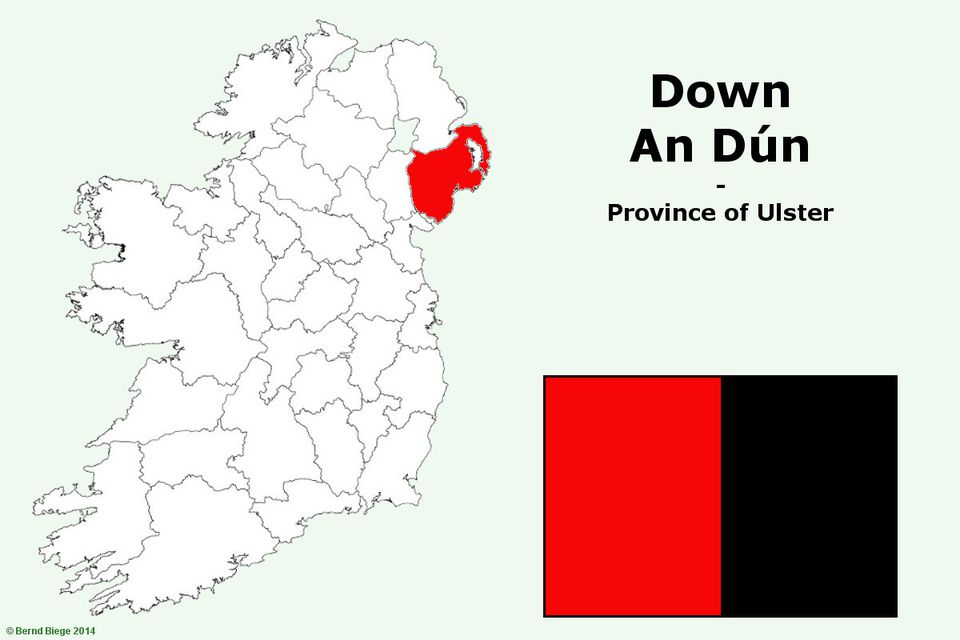 The 9 Counties In The Irish Province Of Ulster