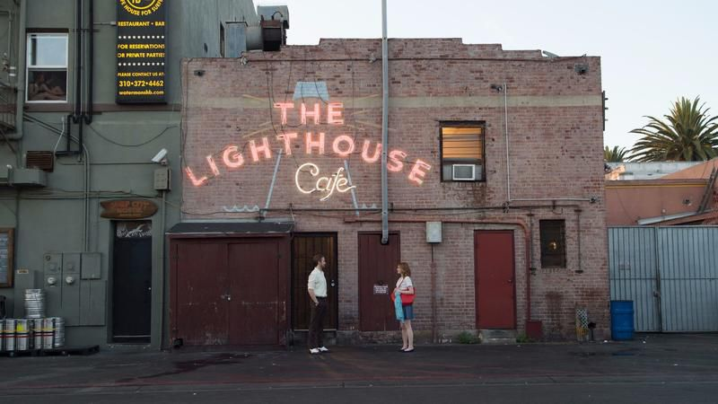The Lighthouse Cafe in Hermosa Beach