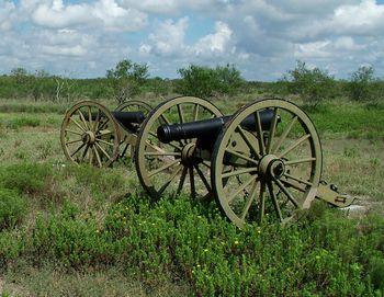 Touring Texas Battlefield Sites