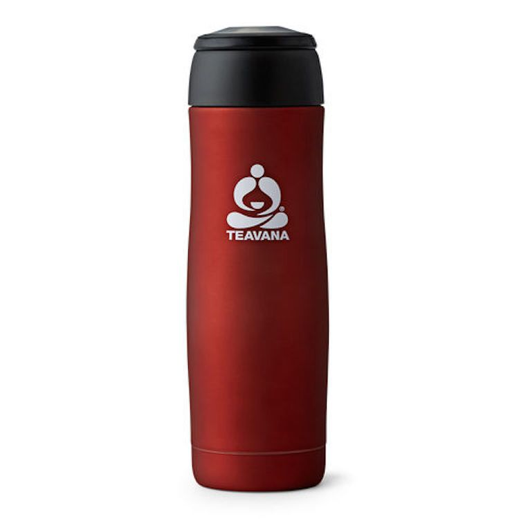 This tumbler is great for keeping drinks warm outside.