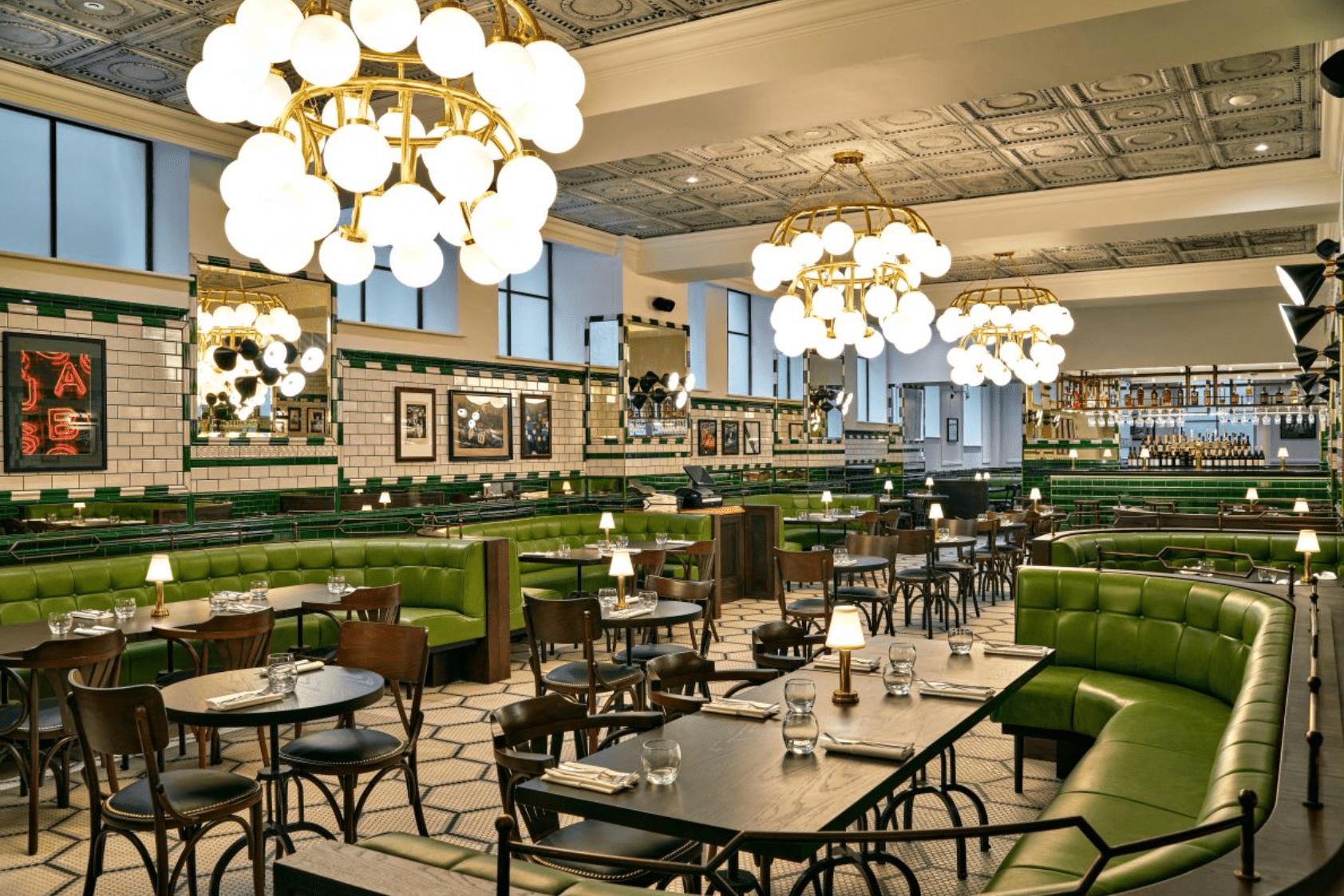 Isaac's Restaurant in Birmingham