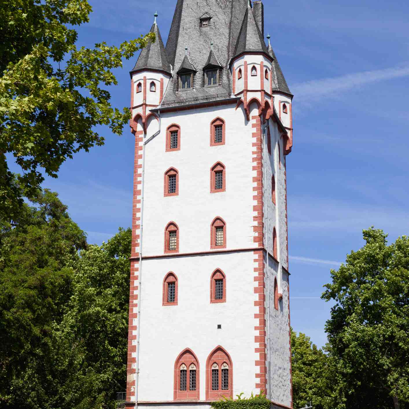 Mainz Tower of Wood