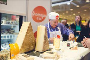 Montreal Cheese Festival 2018 la Fête des fromages d'ici.