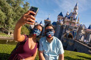 Disneyland Resort Welcomes Guests Back