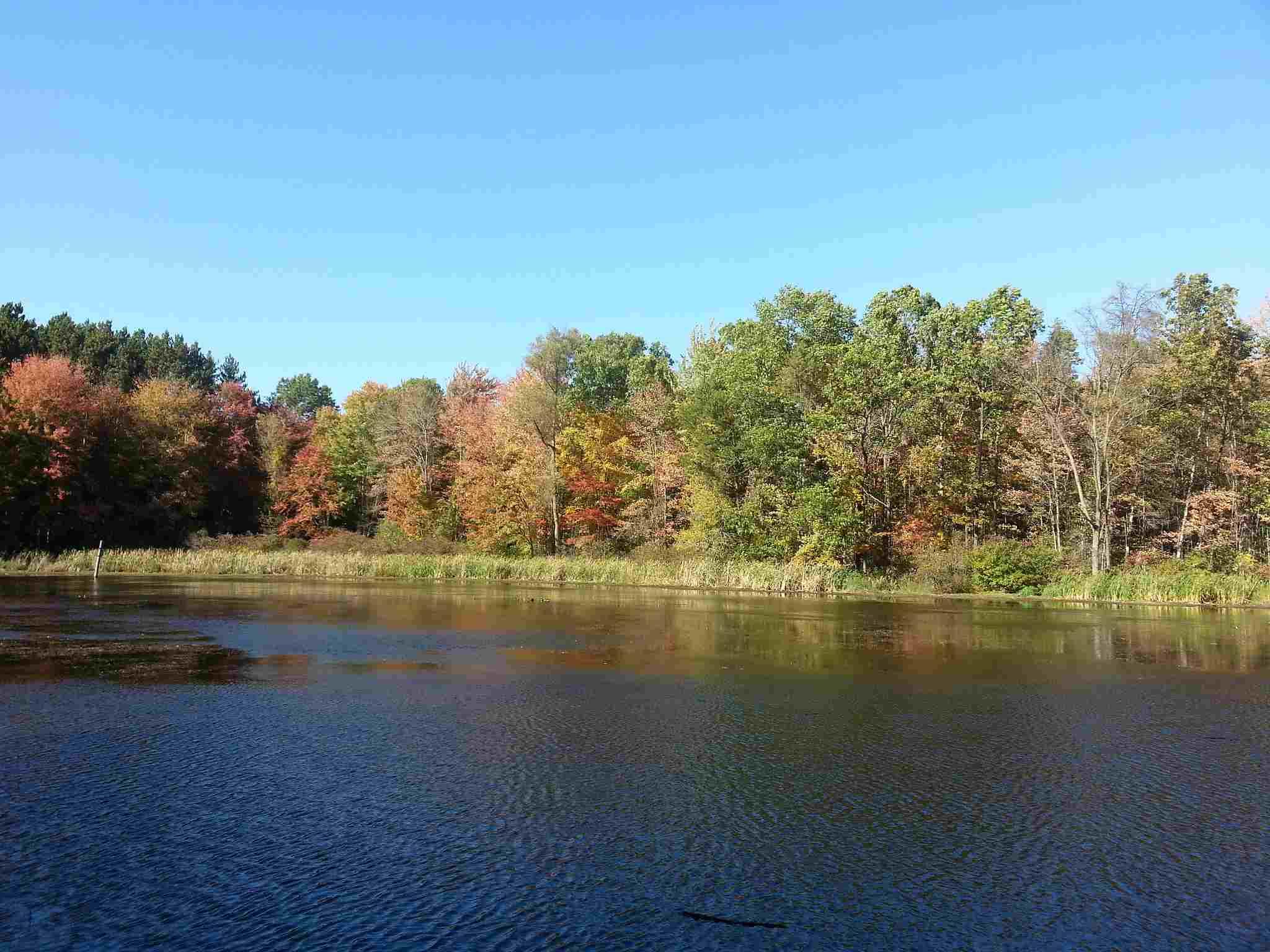 Proud Lake State Park, Michigan