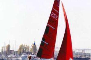 Potter 19 sailboat