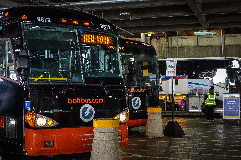 Bolt Bus New York