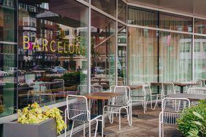 Barcelona Wine Bar on Tremont Street