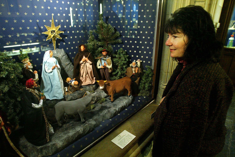 Christmas in Aalborg, Denmark