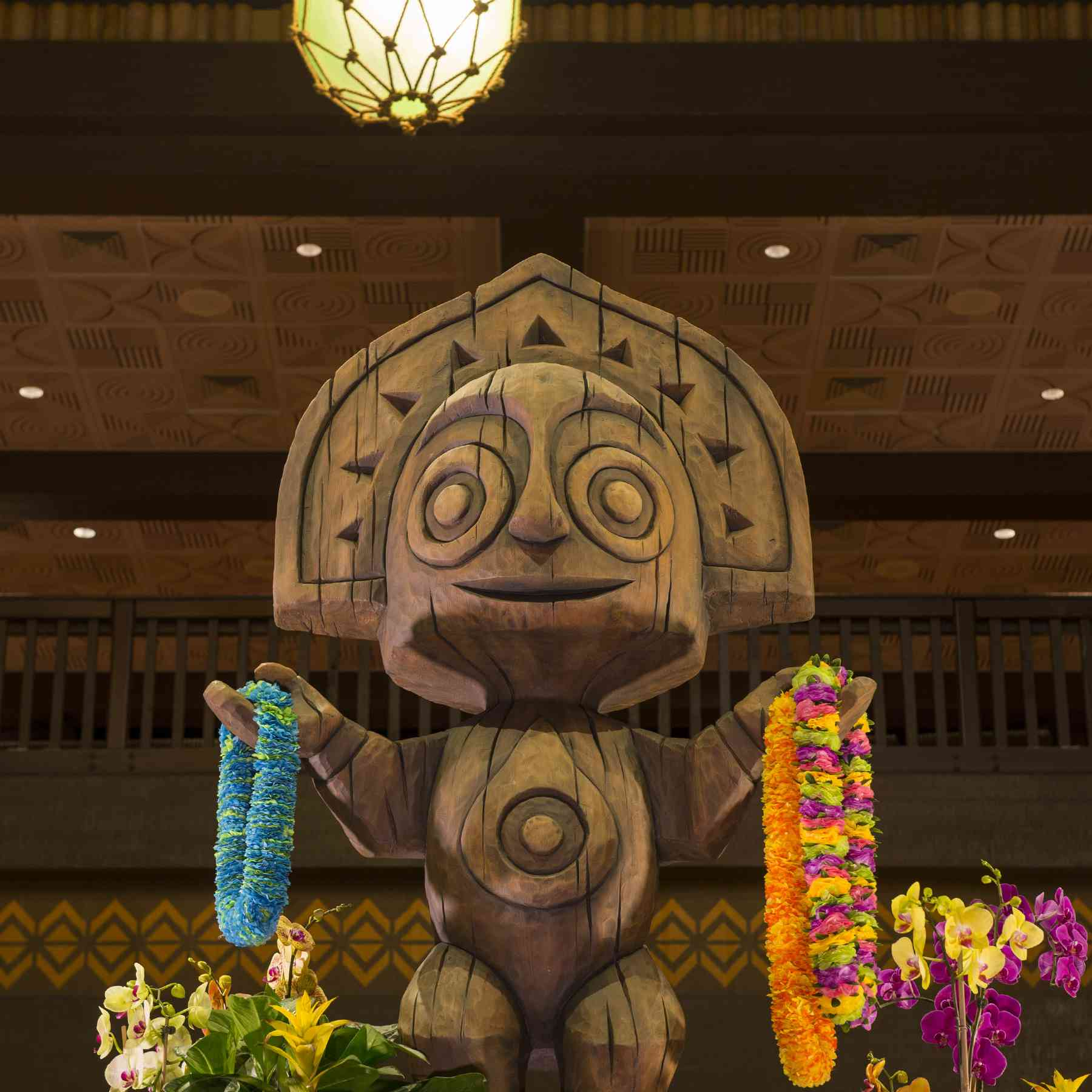 Das Polynesian Resort in Walt Disney World