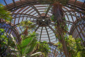 The Botanical Building at Balboa Park, San Diego