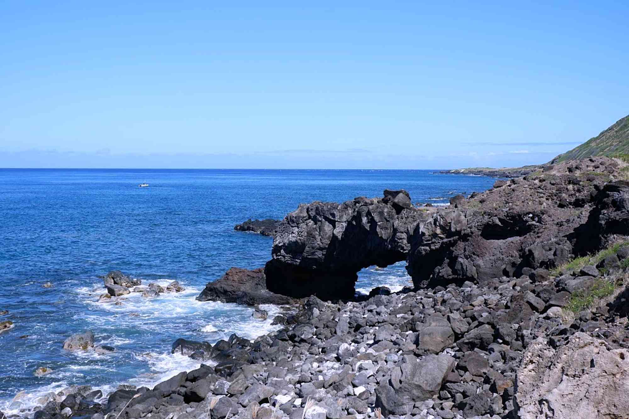 Kaena Point State Park on Oahu