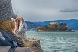 Taking Photos on a San Francisco Bay Cruise