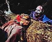 Zombies in Vancouver Halloween 2012
