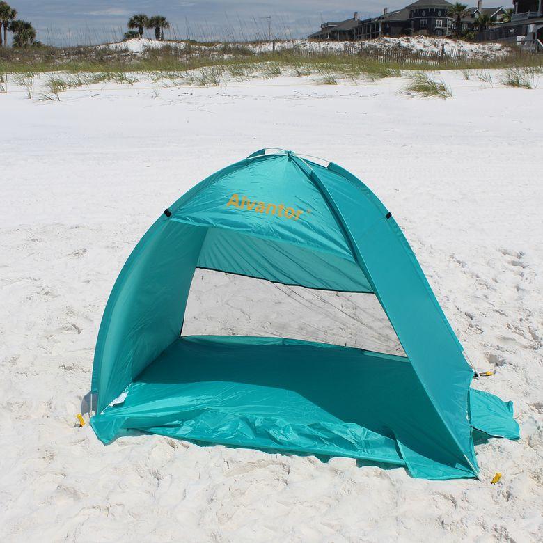 Alvantor Coolhut Beach Tent Review