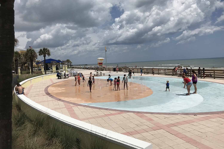 A look at the Daytona Beach Sun Splash Park