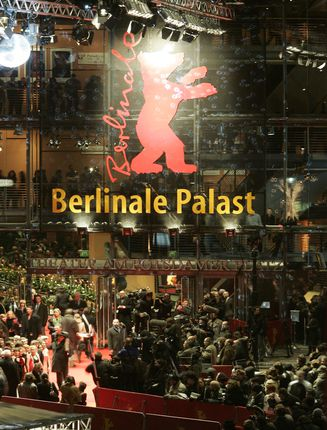 Berlinale Palast at the Berlin International Film Festival