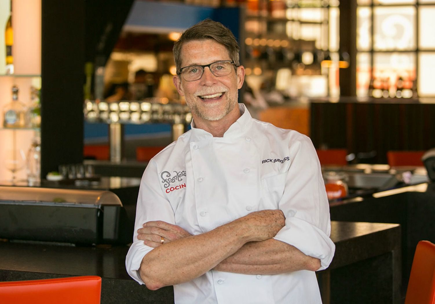 Rick Bayless, Chef famoso en Disney World