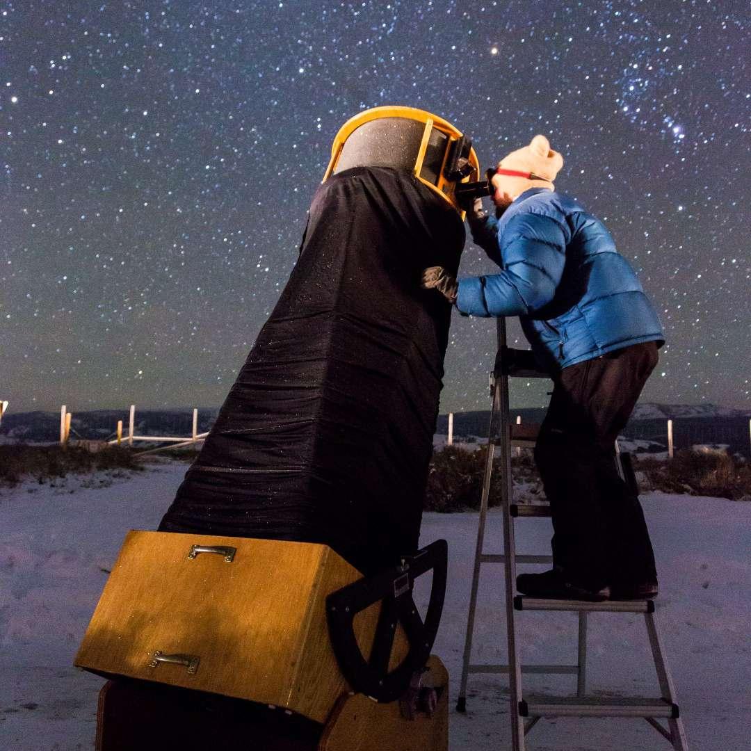 Wyoming Stargazing