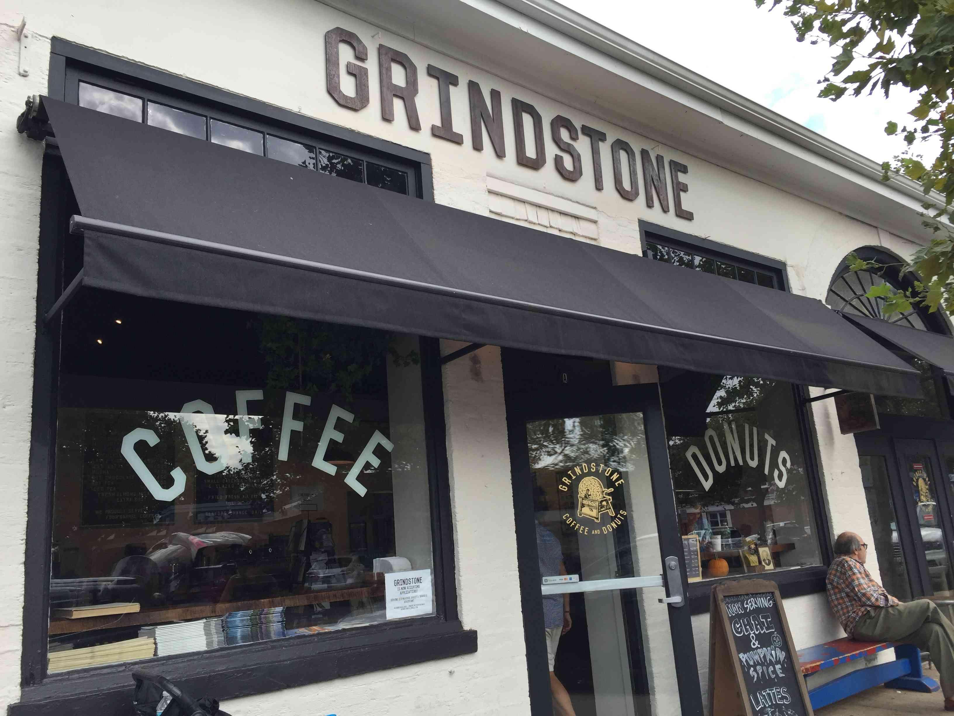 Sag Harbor Grindstone Coffee & Donuts