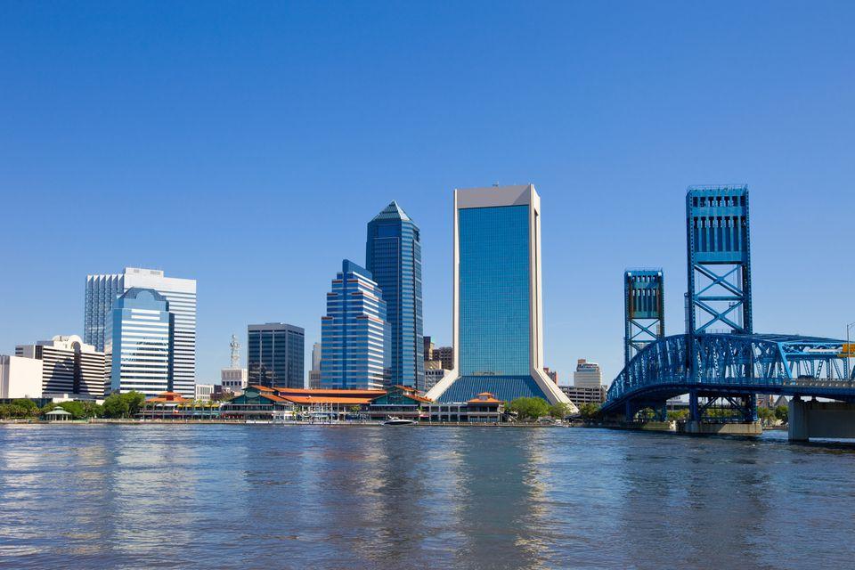 Jacksonville Skyline