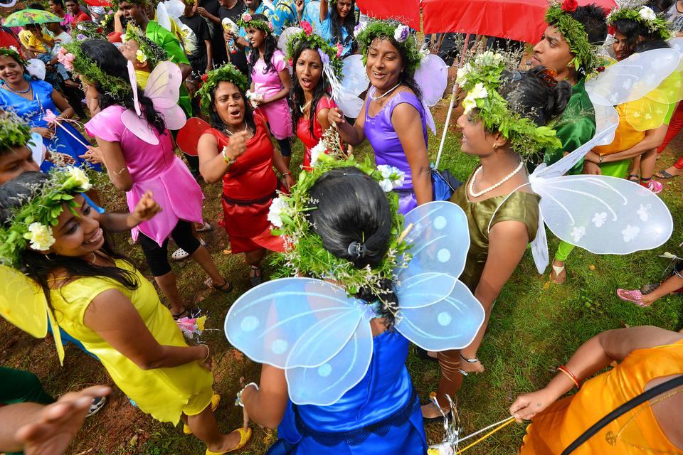 San Joao Festival, Goa