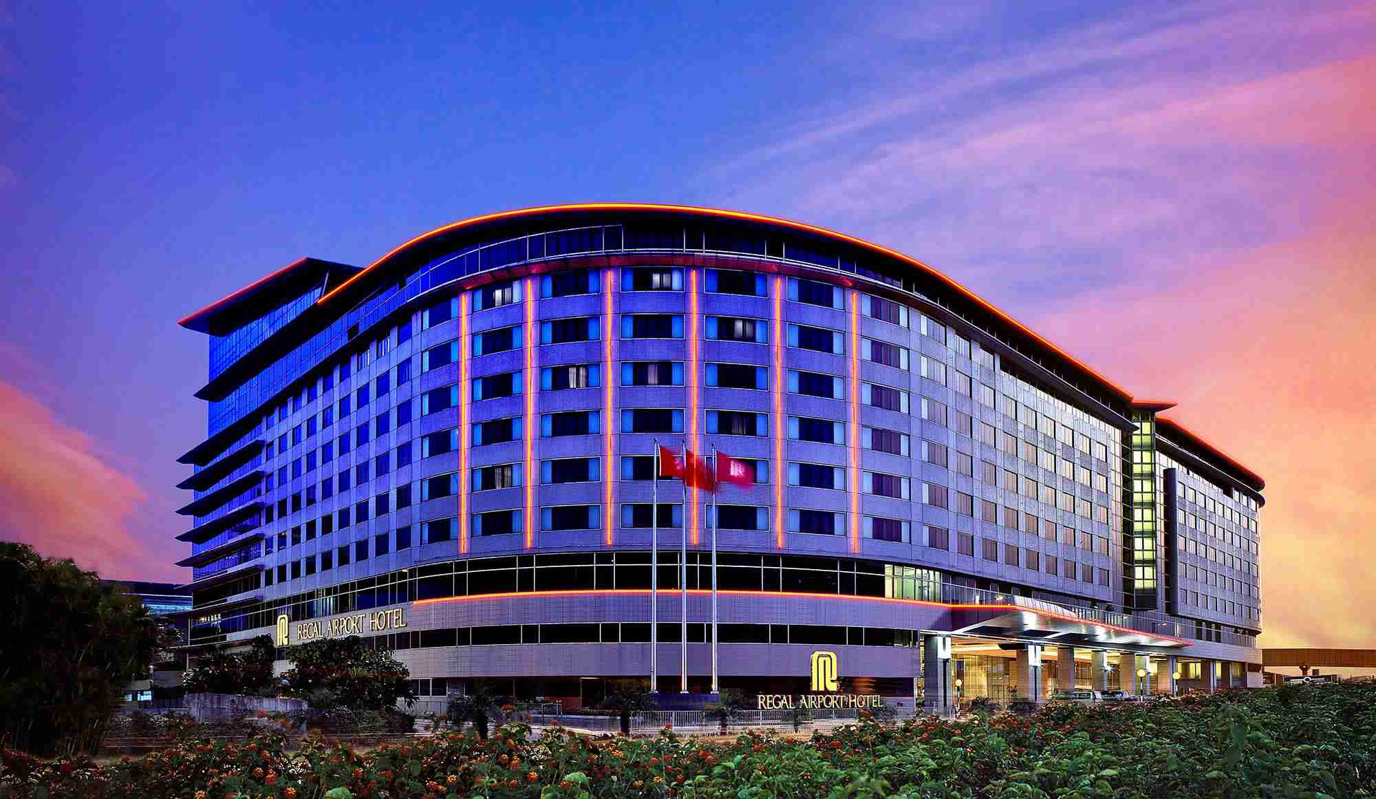 Best Hong Kong Airport Hotels