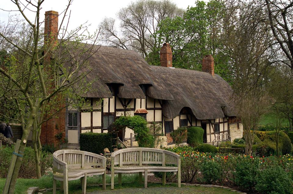 Anne Hathaways Cottage, Stratford-upon-Avon