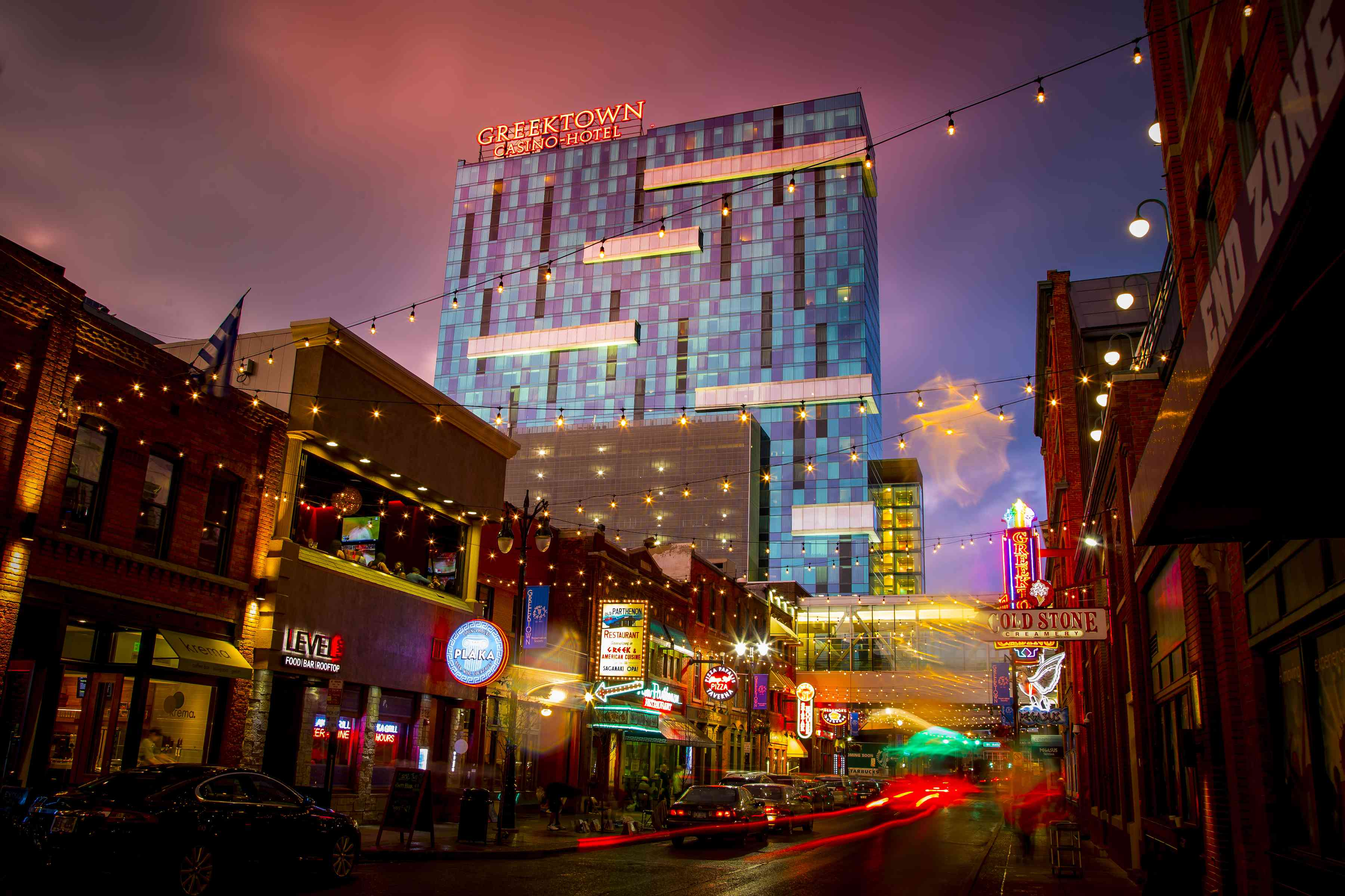 Greektown Casino Resort