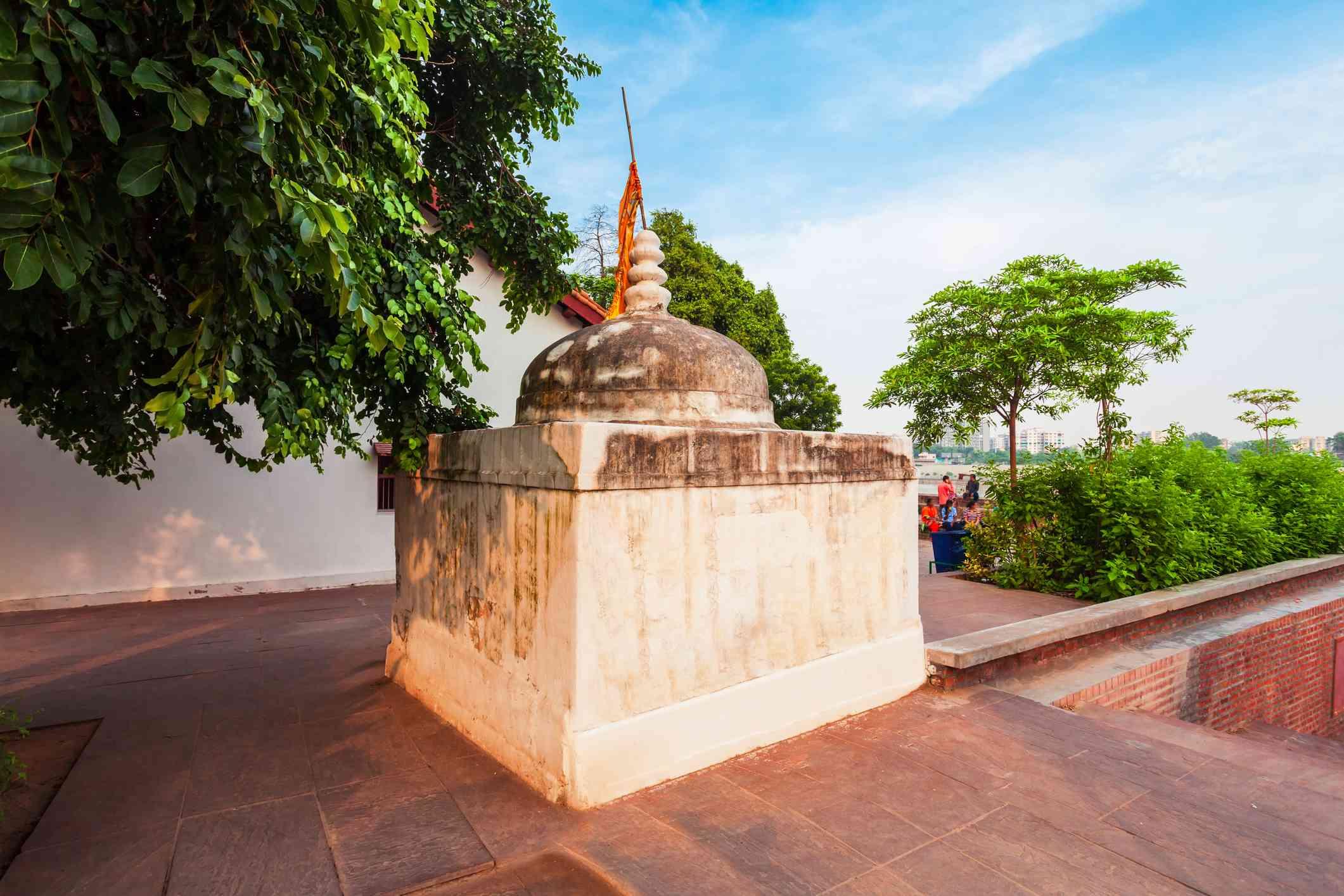 Sabarmati Gandhi Ashram in Ahmedabad