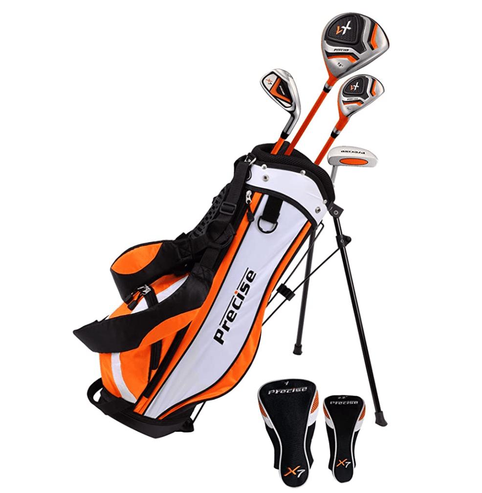 PreciseGolf Co. Precise X7 Junior Complete Golf Club Set