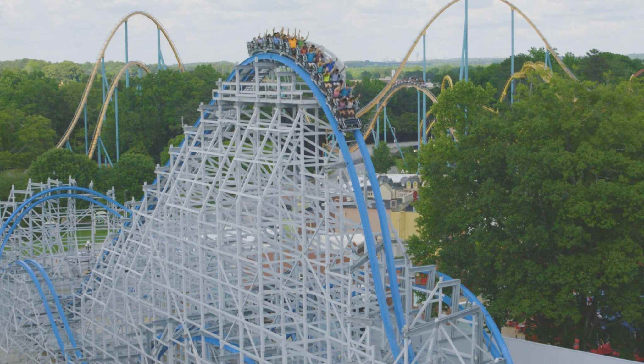 9 Amusement And Theme Parks Near Nashville