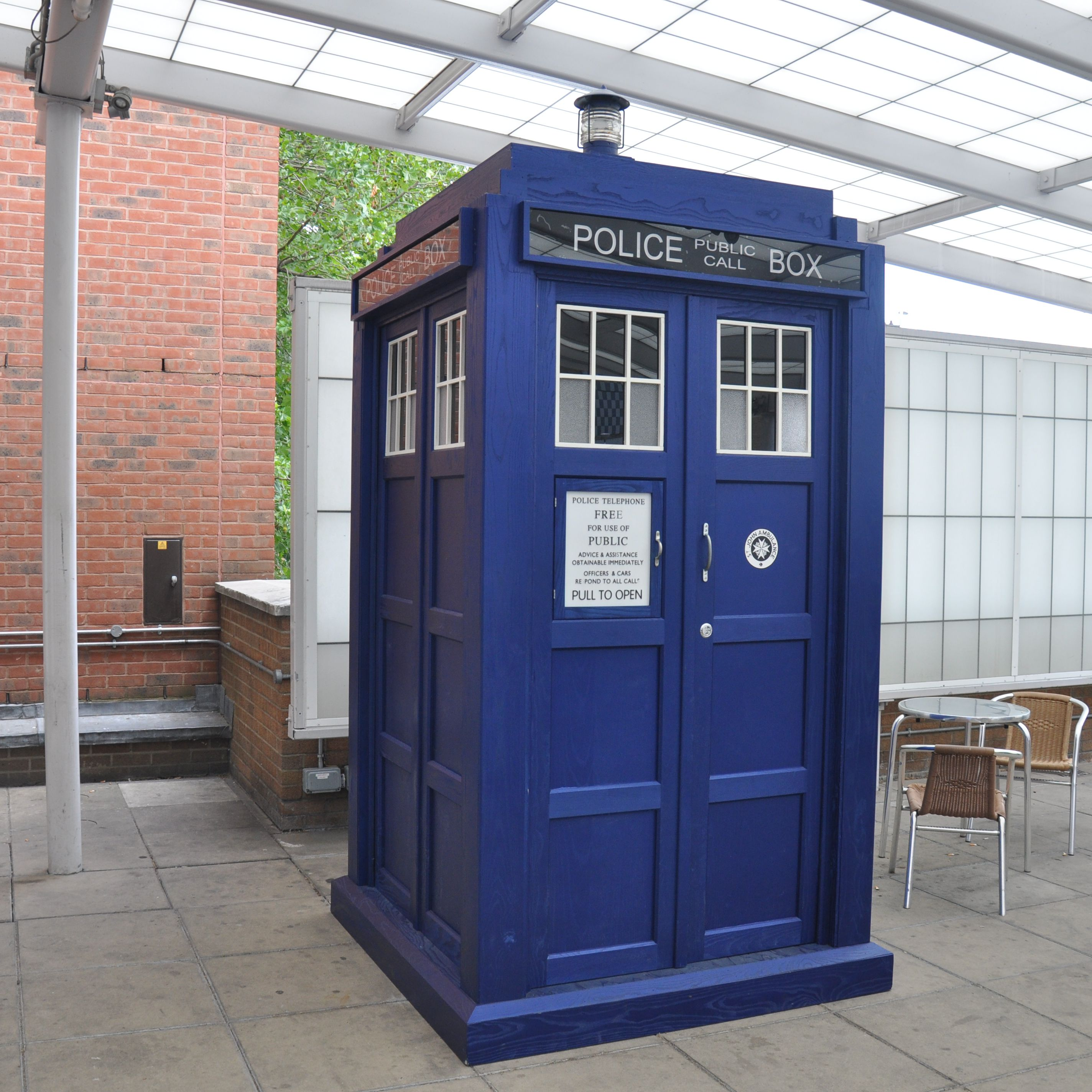 The Doctor Who Shop and Museum in London