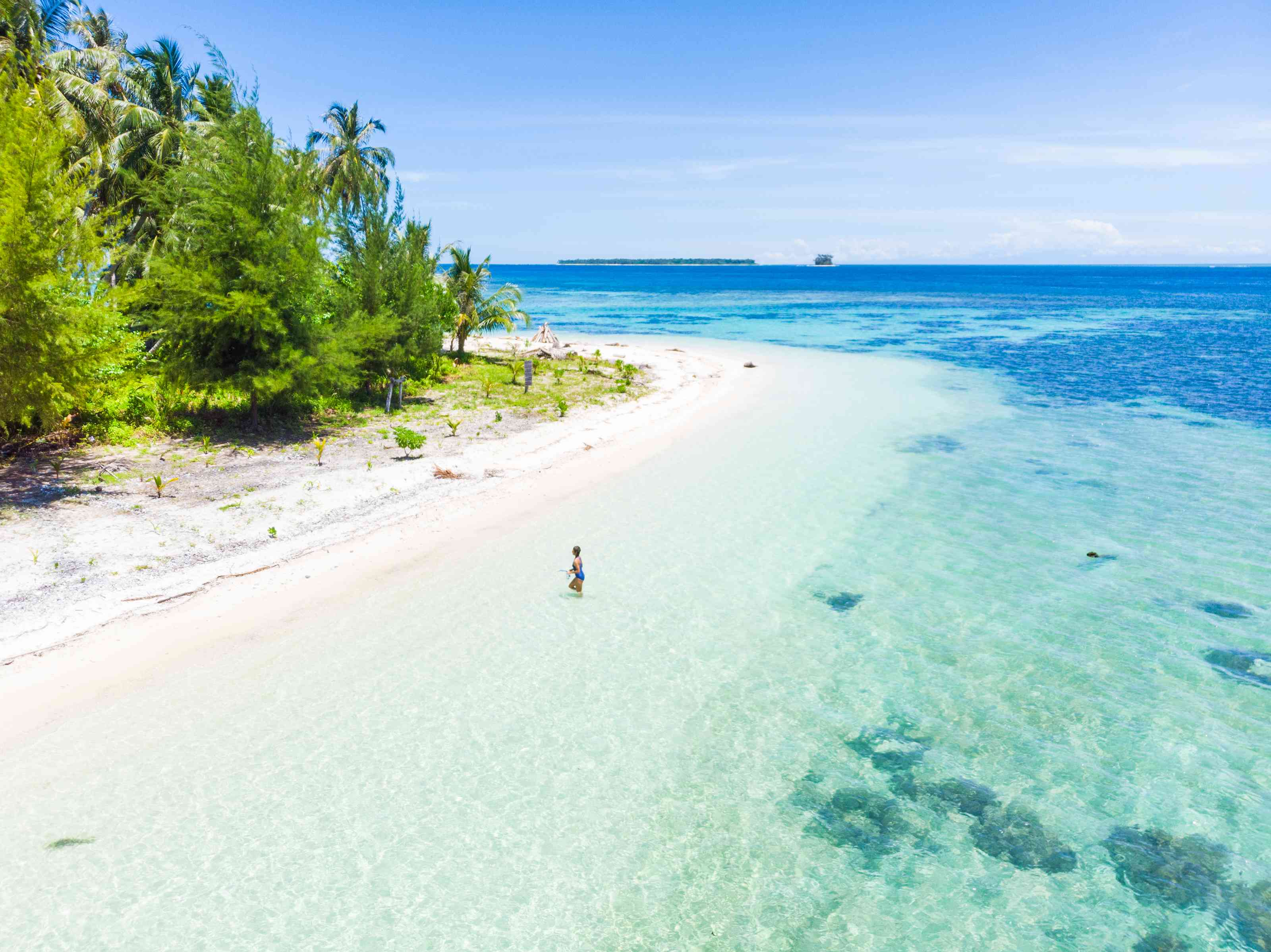 Banyak Islands, Aceh, Indonesia